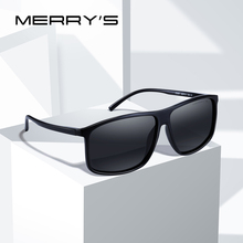 MERRYS DESIGN Men Classic Polarized Sunglasses For Driving Fishing Outdoor