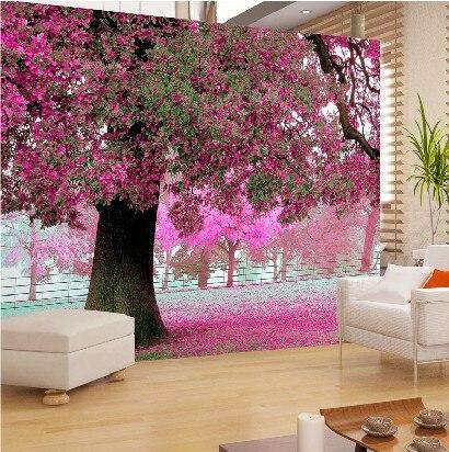 3d st r oscopique t l vision canap grande fresque hall d 39 entr e salon salle manger chambre. Black Bedroom Furniture Sets. Home Design Ideas
