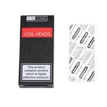 Coil Father 5pcs/lot D40 Coils 1.4ohm Just For Vaper Q16 Kit Huge Cloud Dabmaster D40 VS C14/G14/S14/Q16 Coil Head 1.6ohm