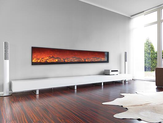 3000 400 200 Mm Electric Fireplace No Heat