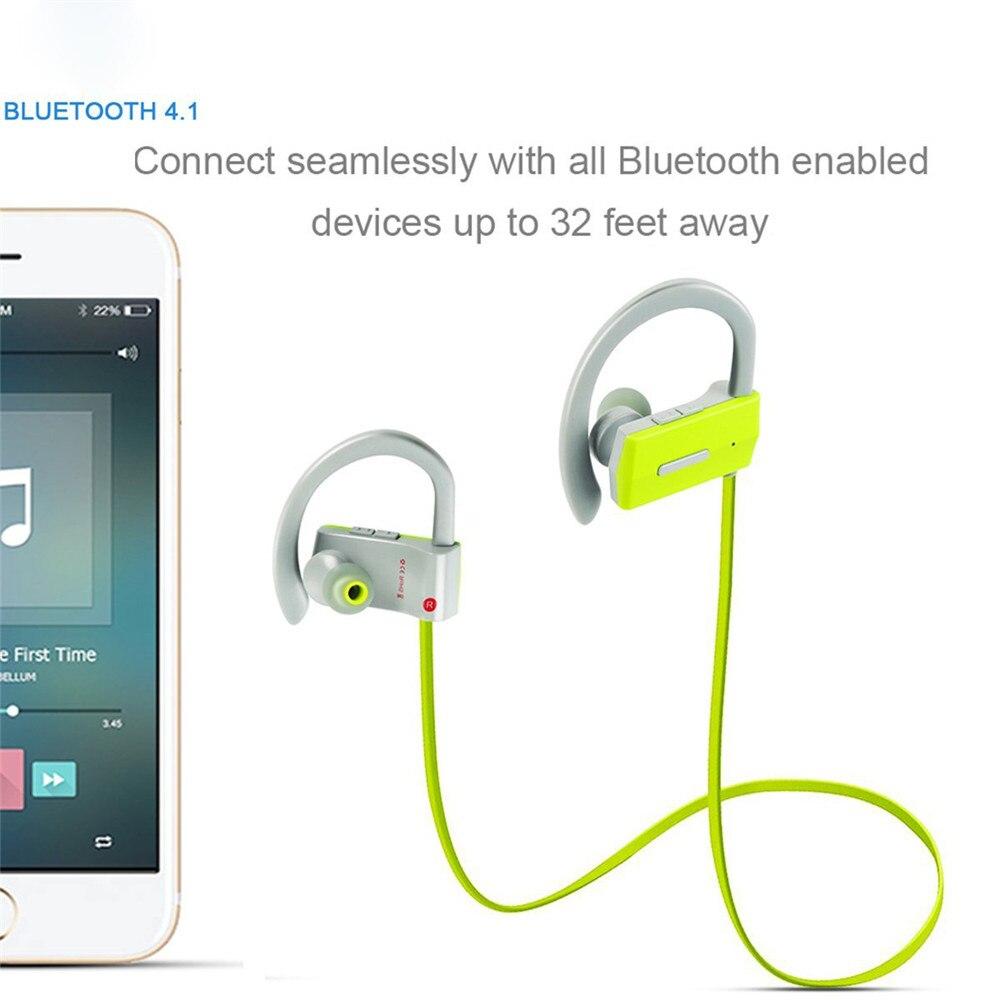Ubit BH-05 Auricular Bluetooth para deportes con micrófono - Audio y video portátil - foto 3