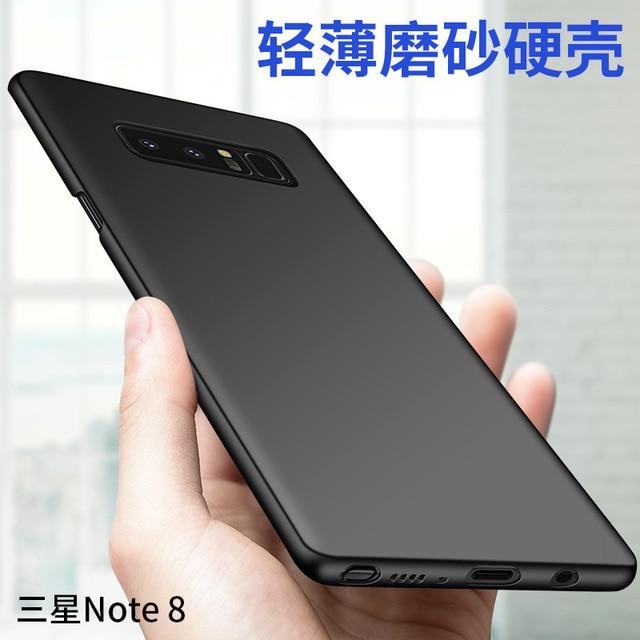 5a51804612180 Cassa Del Telefono Per samsung Galaxy Note 8 IMI di Lusso Dura del PC Slim  Coque