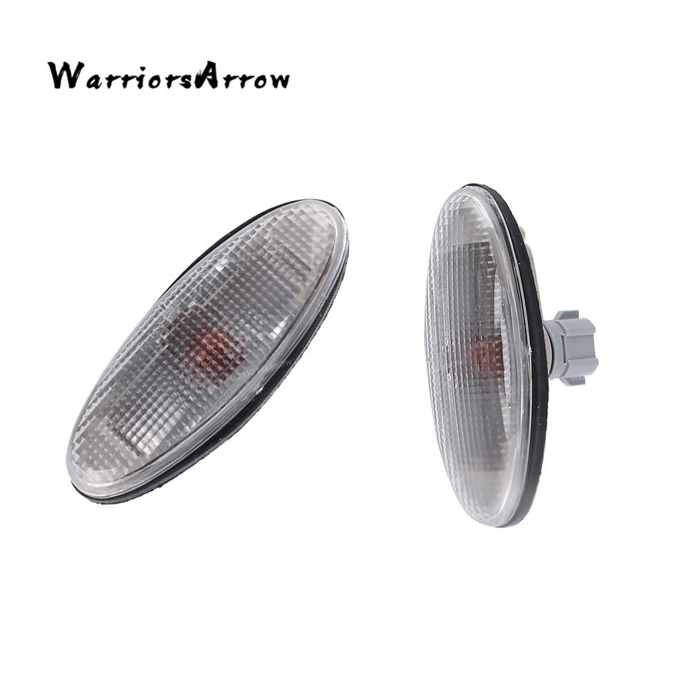 1Pcs Or 2Pcs Pair Left Right Side Fender Repeater Lamp Light For MAZDA 323 626 MPV PREMACY MX-6 Tribute B01W51120