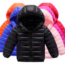 498f05200 online shop boys winter hoodies coat thick boys parka fur hood ...
