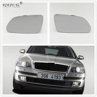 For Skoda Octavia MK2 A5 2004 2005 2006 2007 2008 Car Styling Heated Wing Side Mirror