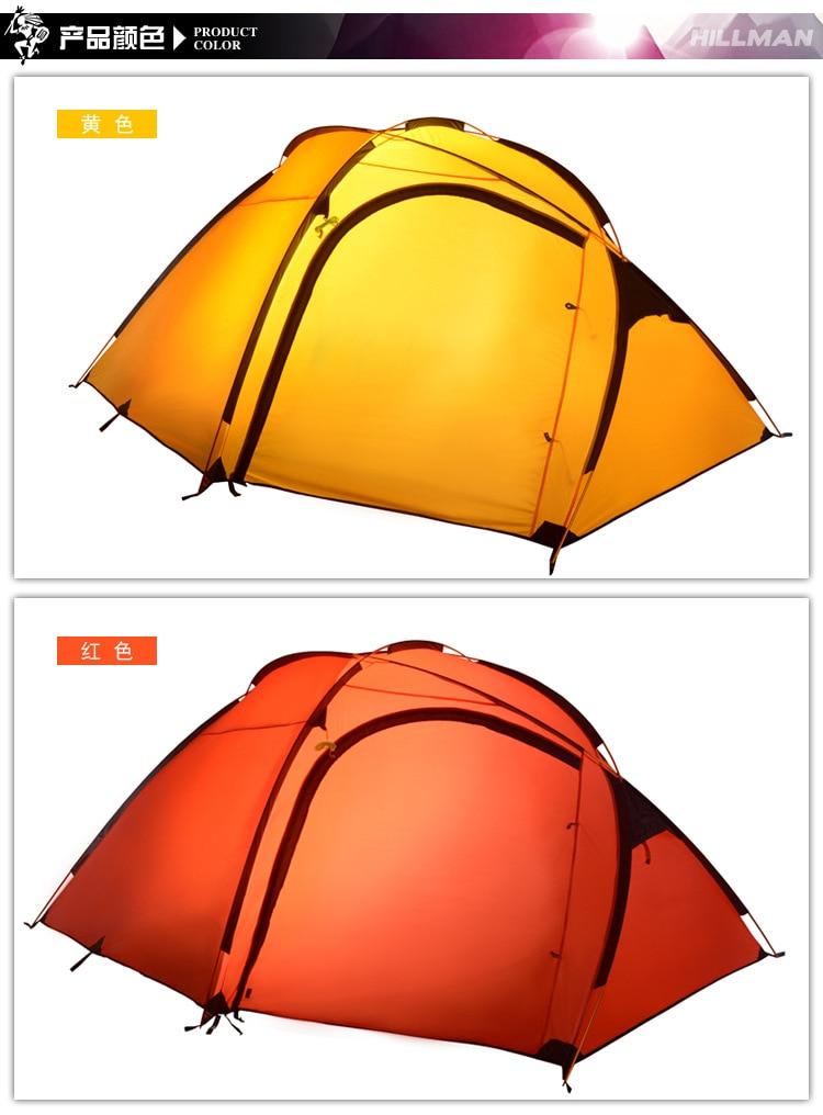 cor escolher à prova dwaterproof água ultralarge barraca de acampamento