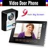 2015 Big Screen 9 Inch Color Lcd Monitor Video Door Phone Intercom System Night Vision 1