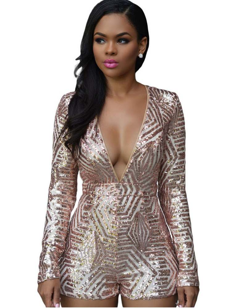 Popular Gold Outfits Women-Buy Cheap Gold Outfits Women lots from ...