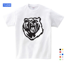 Summer Puppy Cartoon Bear Friends Print Tee Tops for Boy Girls Kids Clothes White 3D Funny T Shirt Kids T Shirt Free Shipping god is with me jesus t shirt free shipping 489t shirtfree shipping tops t shirt fashion classic unique gift