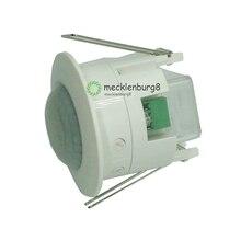 110 В 220 В Потолочный инфракрасный датчик движения из pir детектор тела лампа светильник переключатель патрон для светодиодный лампы автоматическое включение/выключение
