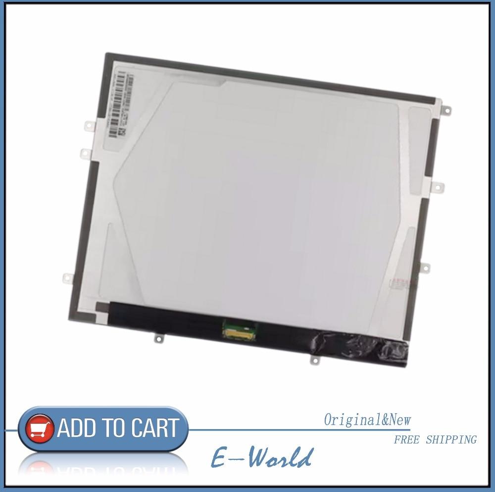Original 9.7inch LCD screen LP097X02-SLAA LP097X02 SLAA LTN097XL01-H01 LTN097XL01 for tablet pc free shipping free shipping original 9 inch lcd screen cable numbers kr090lb3s 1030300647 40pin