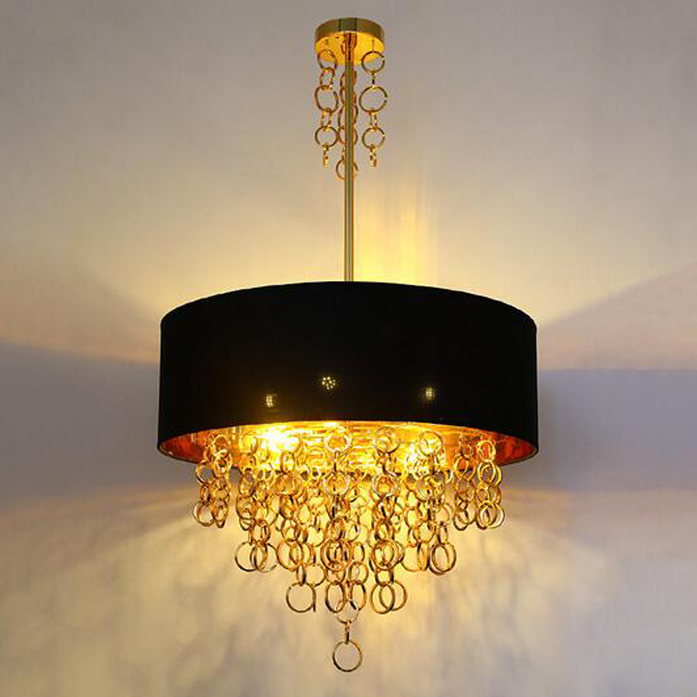 Chandeliers Charitable Nordic Lighting Bedroom Bedside Pendant Lights Modern Dining Room Bar Table Luster Glass Ball Ring Lamps Hanging Fixtures Durable Service Ceiling Lights & Fans