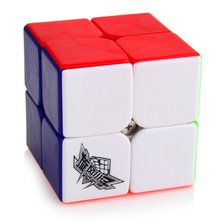 Brand New Cyclone Boys 50mm 2x2x2 Magic Cube Puzzle Cubes Challenge Gifts Educational Toys For Kids