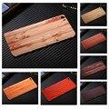 Grano de madera de la batería de la contraportada case para xiaomi mi5 mi 5 de bambú natural de casos de protección para xiaomi mi 5 duro Shell