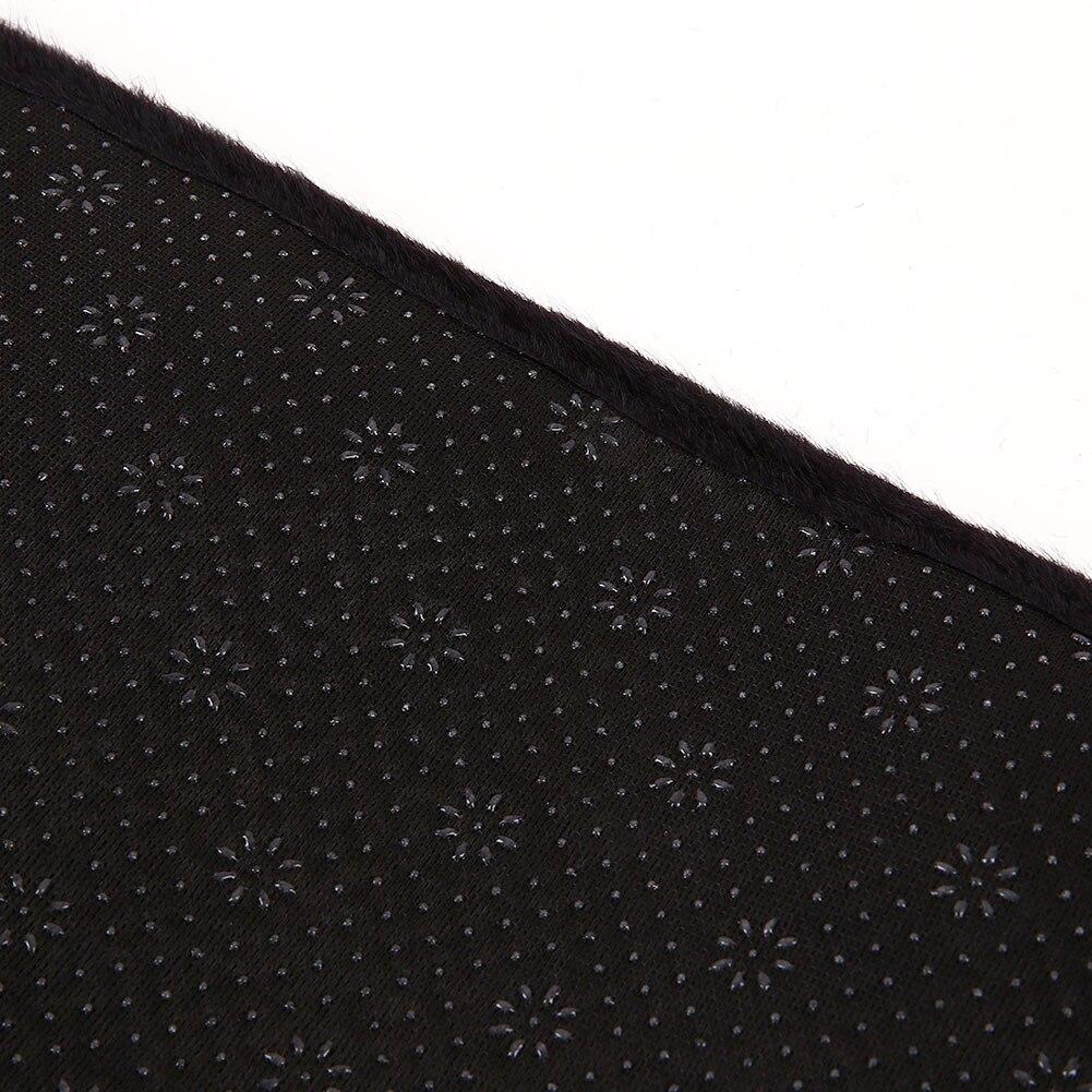 Приборной панели коврики силиконовые Нескользящие черный крышка авто Интерьер Солнцезащитная Накладка для машины Pad оттенков для Chevrolet Cruze после