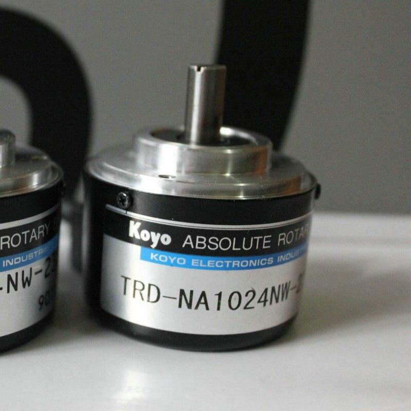 TRD-NA1024NW 10 бит 1024 импульсов серый код абсолютный Средний рабочий Поворотный энкодер