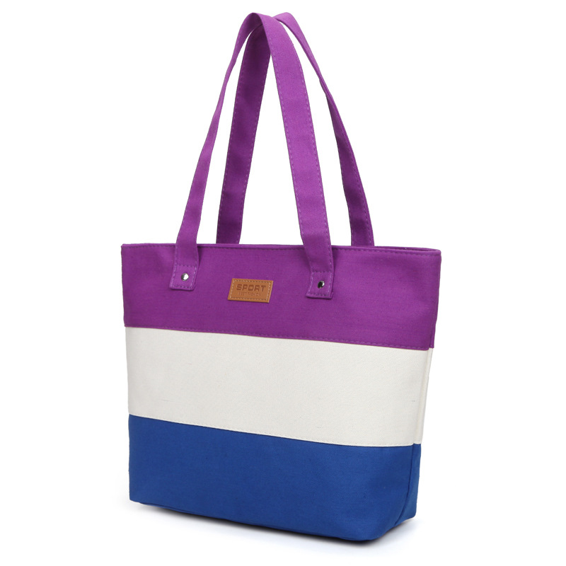 Ladies Hand Canvas Big Beach Shoulder Women Messenger Tote Bags Female Handbags Famous Brand Sac A Main Femme De Marque Pochette