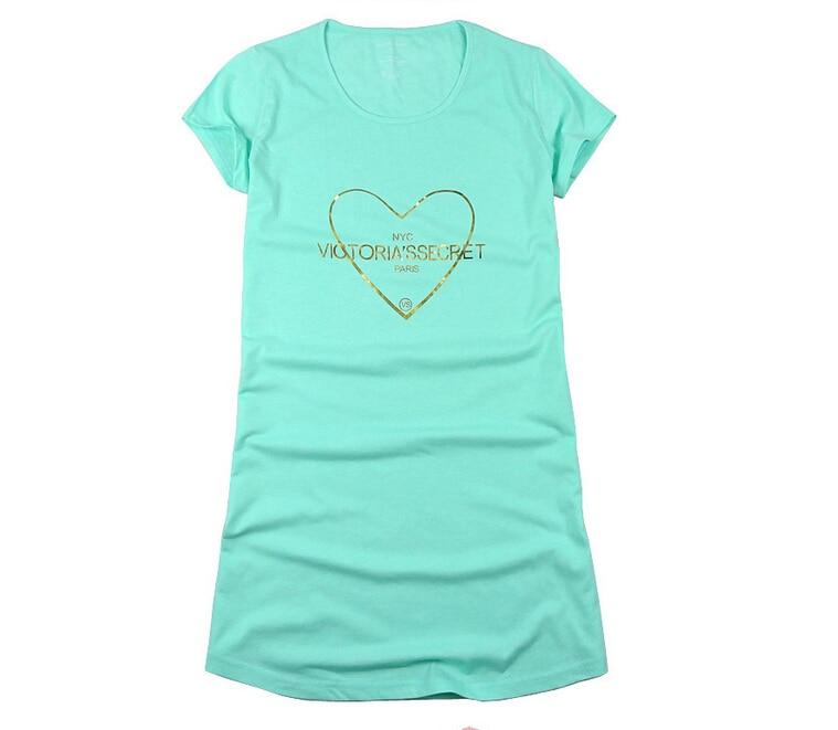 Sleepshirts For Women Multicolor Women Nightdress Cotton