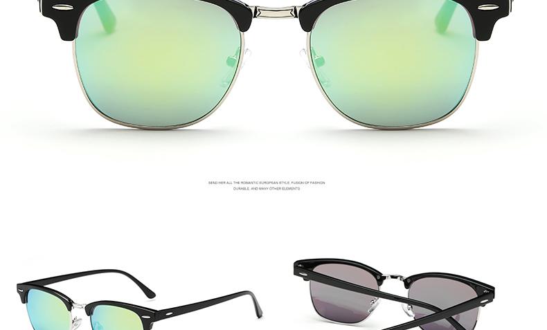 HTB19w5VPVXXXXX3XpXXq6xXFXXXu - 2018 TOP 16 Color Lens Luxury Brand High Quality Rays Sunglasses Women Men Round Shades Ladies Aviator Sun Glasses UV400