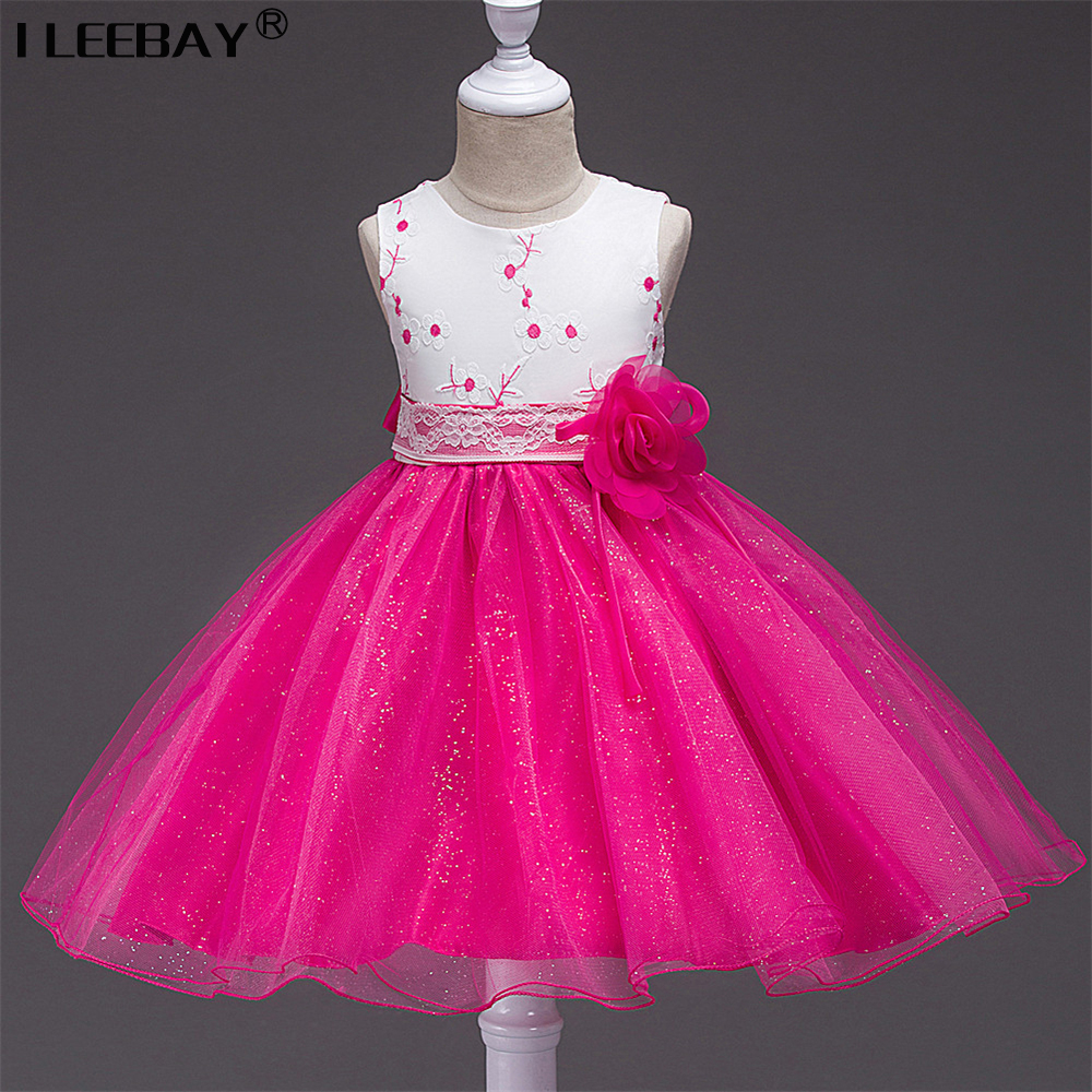 Dresses for girl teenager wedding dress children elegant for Dresses for wedding party