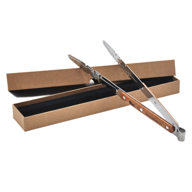Wood And Metal Clips Tongs 4