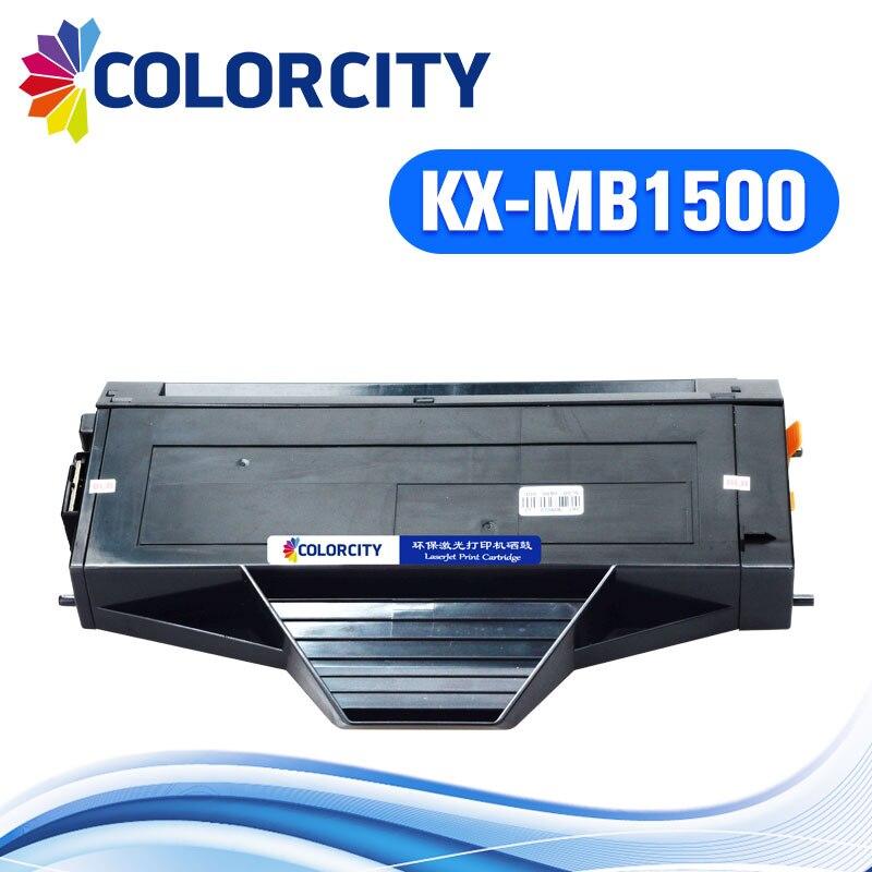Colorcity Compatible Toner Cartridge KX MB1500 for Panasonic KX MB 1500 1508 1510 1520 1518 1528