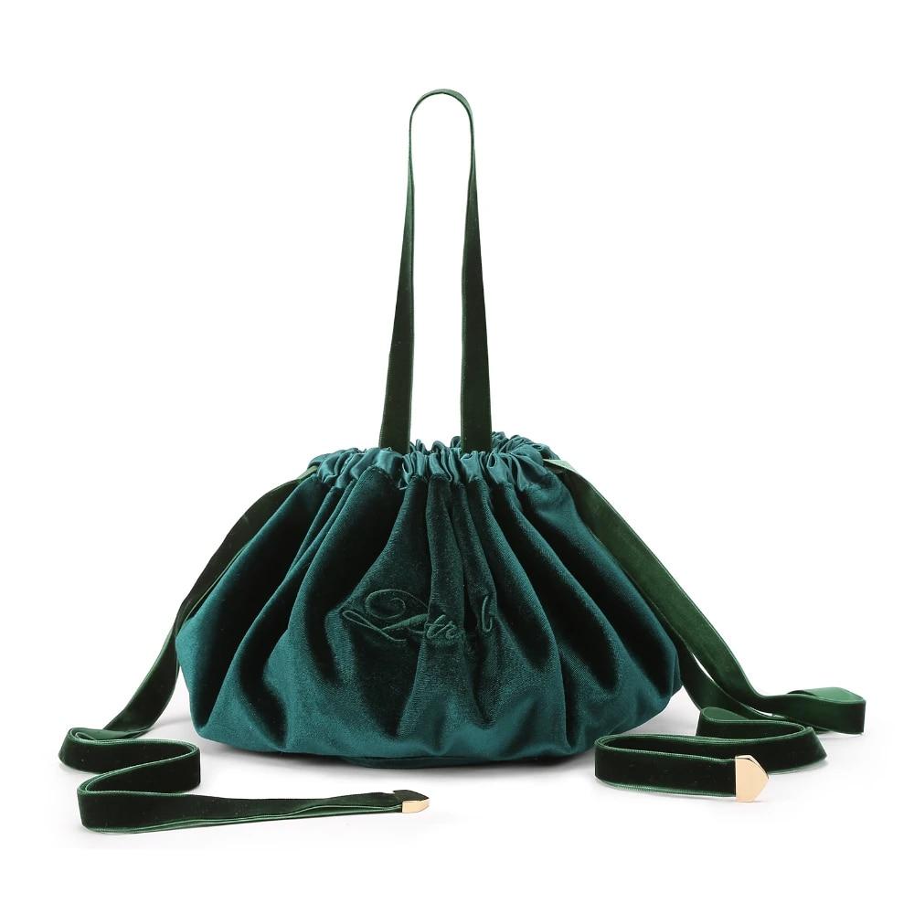 Makeup bag and scrunchie!