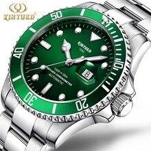 KINYUED Männer Uhr Uhren