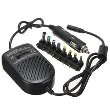 80W 15V-24V Multi notebook Car Charger