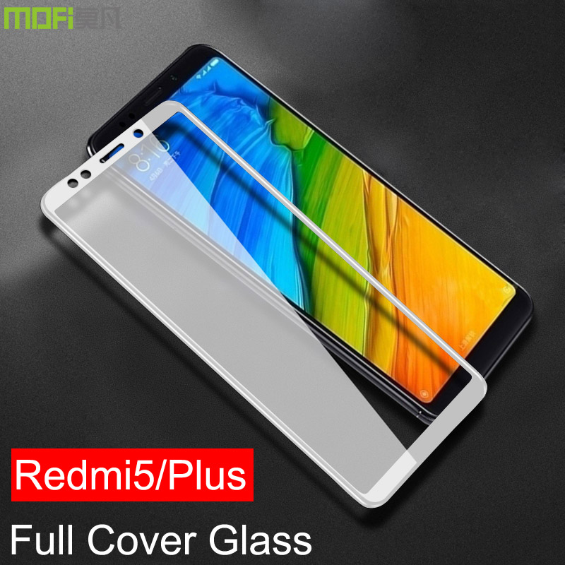 xiaomi redmi 5 glass tempered screen protector mofi ultra thin 5.7 redmi5 screen glass 5.99 xiaomi redmi 5 plus tempered glass