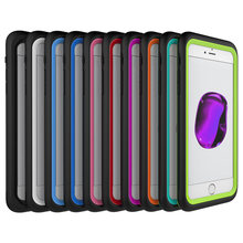 IP 68 Waterproof Case For iPhone 7/7 Plus Touch Screen Shockproof Dirtproof Underwater Dry Case Cellphone Shell Cover Swimming