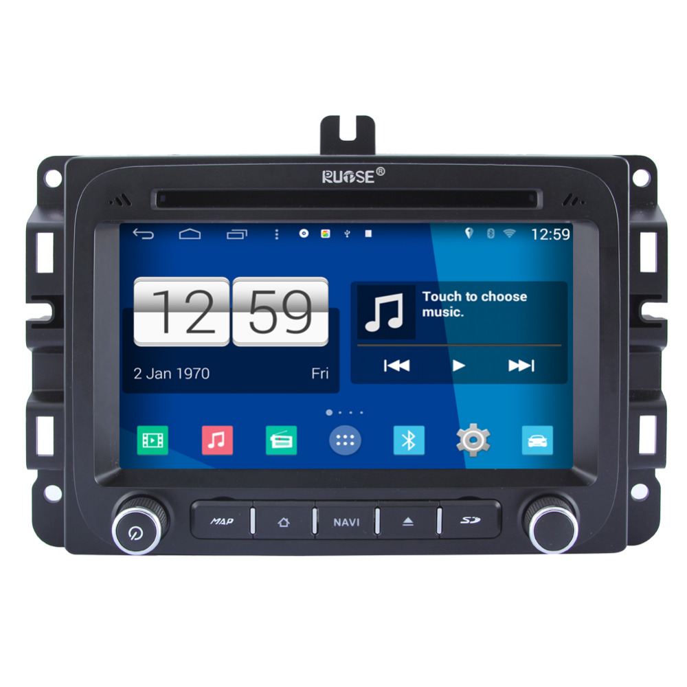 7 inch hd android 4 4 4 car dvd player gps sat navi radio. Black Bedroom Furniture Sets. Home Design Ideas