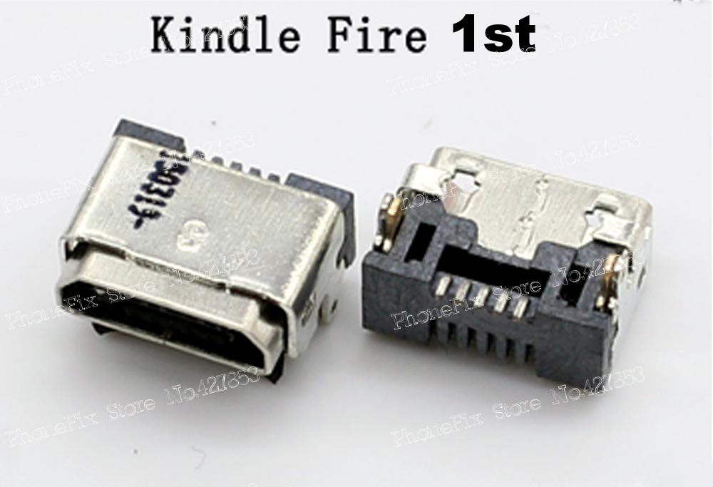 Charging Port DC Power Connector for Amazon Kindle Fire