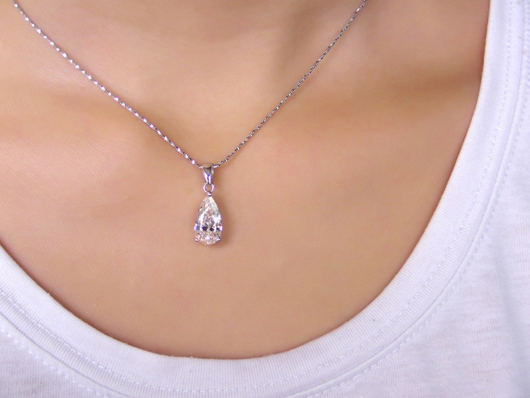 Top brand vintage 25 carat water drop luxury sona synthetic top brand vintage 25 carat water drop luxury sona synthetic diamonds engagement pendant necklace vintage pendant in pendants from jewelry accessories on aloadofball Gallery
