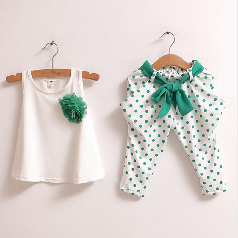 Ciyekfu Child Kids Garments Units2019 Lady Garments Summer time T shirt+Dot pant Youngsters Clothes Units Ladies Quick Units Clothes Units, Low-cost Clothes Units, Ciyekfu Child Kids Garments Units2019 Lady...