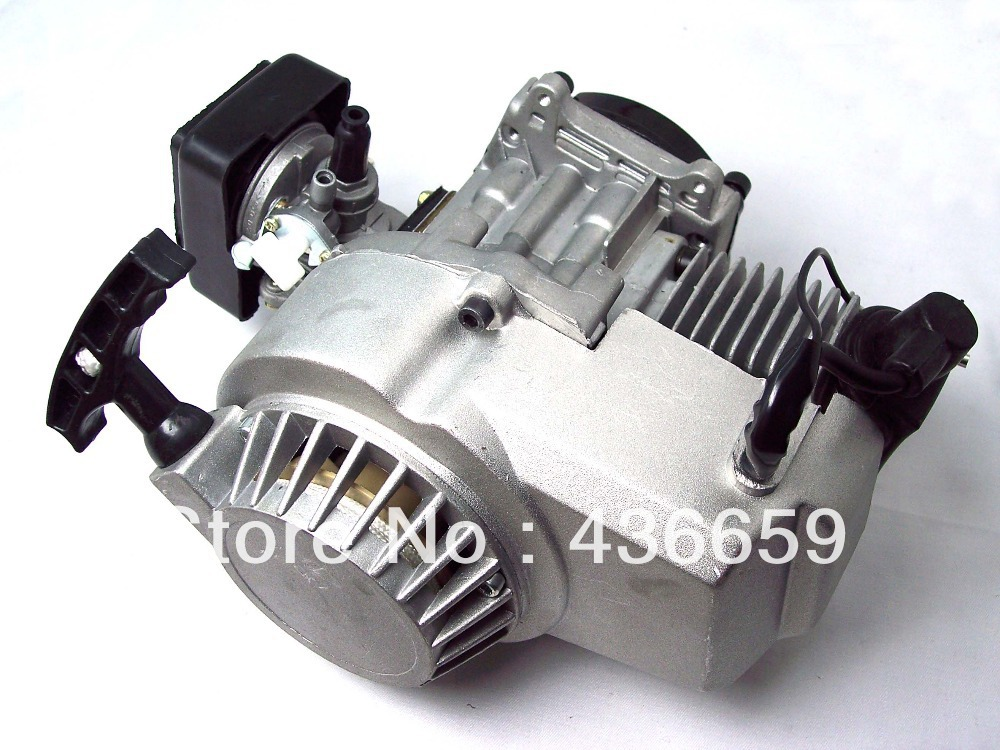 49CC 2-STROKE ENGINE MOTOR ATV Quad BIKE Mini Pocket High Quality Motorbike Accessories куплю новый мини спортбайк pocket bike в украине