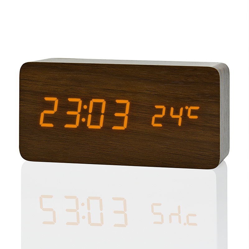 LED Alarm Clocks 5