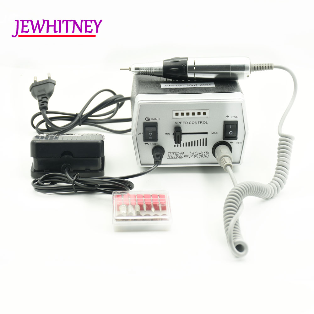 35W 30000RPM Pro Electric Nail Drill Machine Electric Manicure Pedicure Machine Drills Accessory Nail Tools Nail Drill File Kits agriculture machine accessory china cnc machine accessory