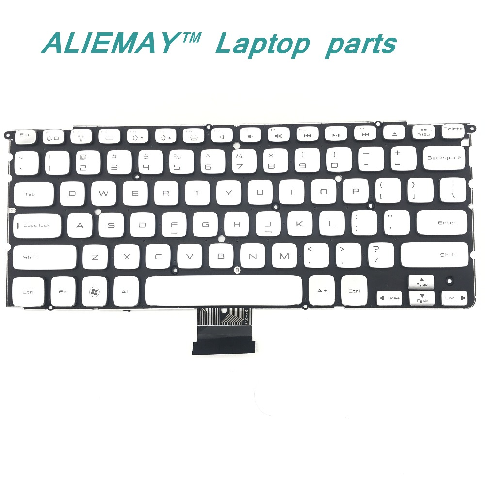 Brand new original laptop keyboard for DELL XPS 14Z L412Z 15Z L511Z L512Z Backlit US keyboard R6WG3 0R6WG3 58wh original laptop battery for xps 14z l412x 14z l412z v79y0 ymyf6 0ymyf6