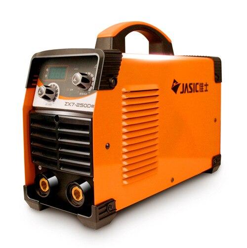 Jasic 220 В 380 В ARC сварочный аппарат, IGBT сварочное оборудование MMA сварочный аппарат ZX7 250 (arc 250) сварочный аппарат