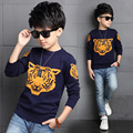 Spring Kids Boys Sweater 2016 Knitting Kids Sweaters And Cardigans Fashion Thick Cotton Children Clothing Boys Knitwear