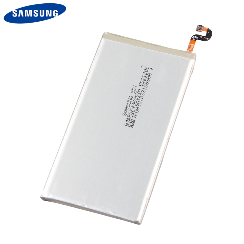Original Samsung Battery EB BC915ABE For Samsung GALAXY C10 C9150 4000mAh Genuine Battery in Mobile Phone Batteries from Cellphones Telecommunications