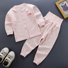 Toddler Baby Boy Outfits For Babies Girl kids pajamas sets Suit Infant Boys Children Clothes Suits цены онлайн