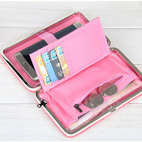 High Heels Wallet Phone Bag Leather Case For IPhone 7 6 6s Plus 5s Samsung Galaxy