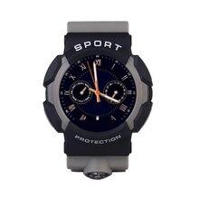 Reloj Inteligente Android Freien Sport Smartwatch IP 67 für Schwimmen mit Pulsmesser Fitness Tracking für IOS Android