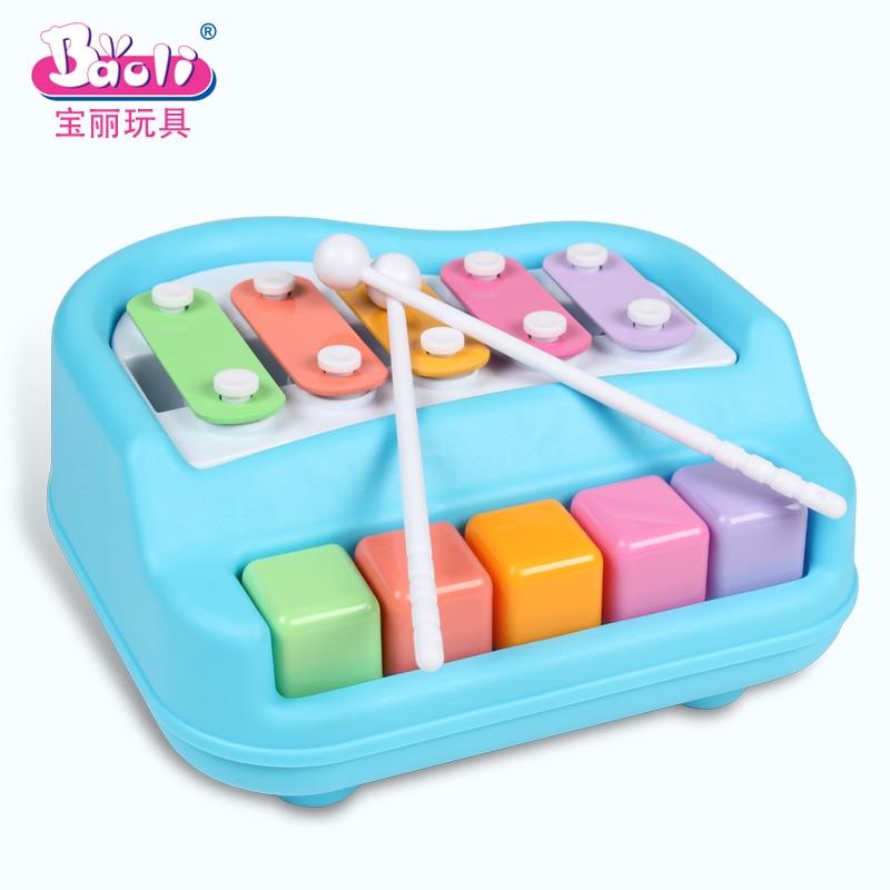Παιχνίδι μωρού ξυλόφωνο Μουσικό - Μάθηση και εκπαίδευση - Φωτογραφία 2