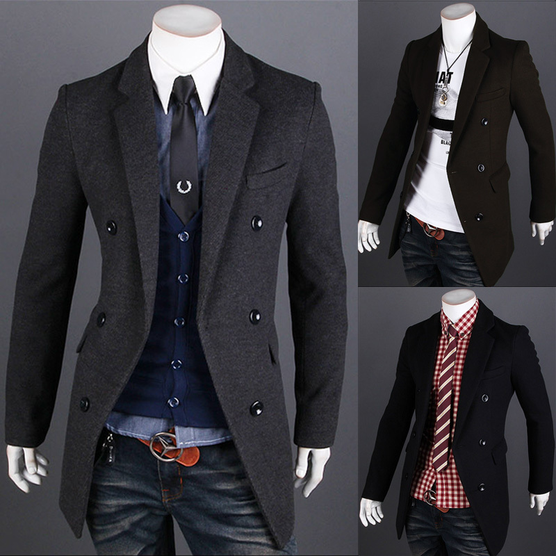 mens luxury casual style stylish design slim fit blazers