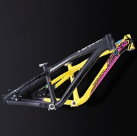 Kinesis TD420S mountain bike frame Aluminum frame compatible with 27.5inch/26inch wheel barrel shaft / quick release frame