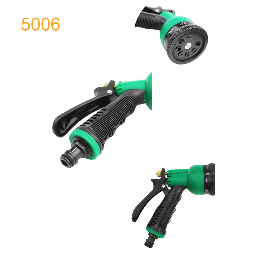 Garden Water Sprayers for Watering Lawn Spray Water Nozzle Car Washing Cleaning Sprinkle Tools E2S