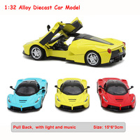 Alloy Classic Car Model Ratio 1 32 Die Cast Model Car Model Toys Fashion Collection And